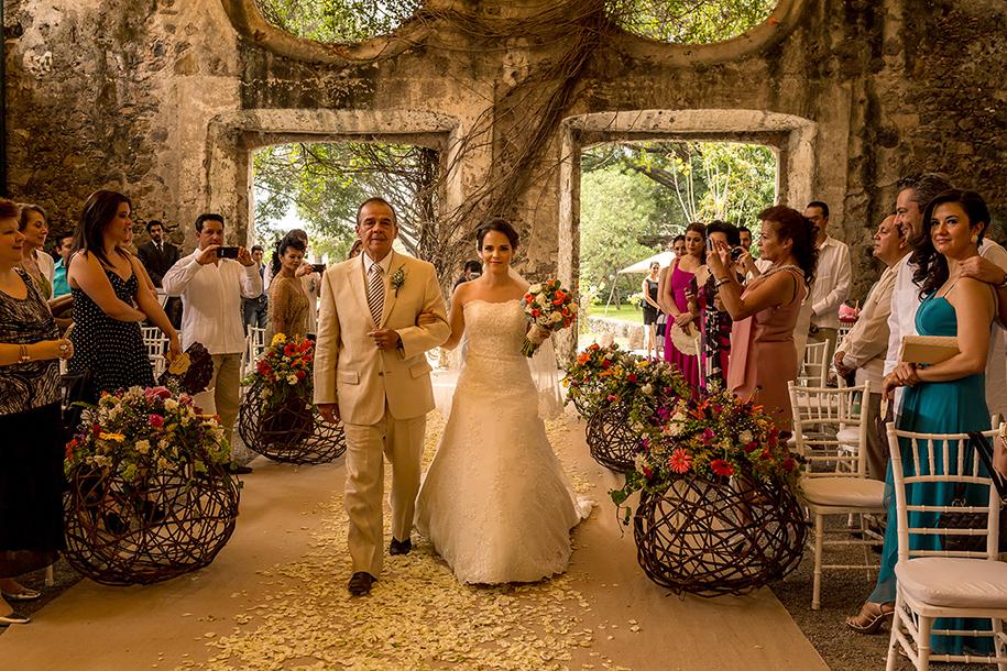 Matatenafotografia Wedding Photographer | Hacienda San Gaspar LJP 8