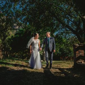 Andrea + Carlos